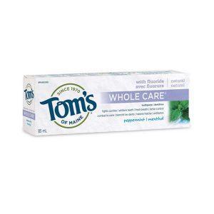 Vegan toothpaste - Peppermint / Menthol