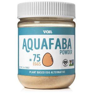 Aquafaba powder - vegan egg whites alternative
